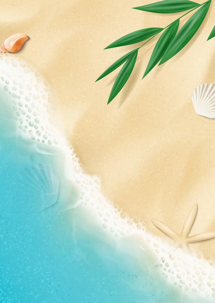 Những mẫu background biển đẹp
