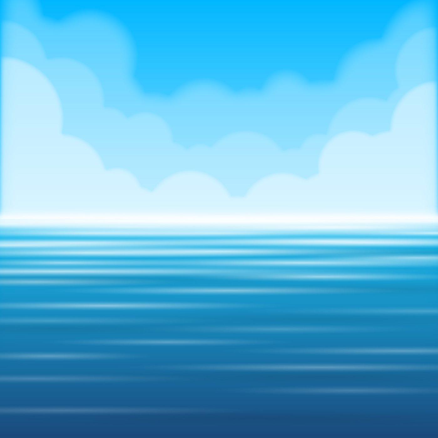 Ảnh background biển xanh