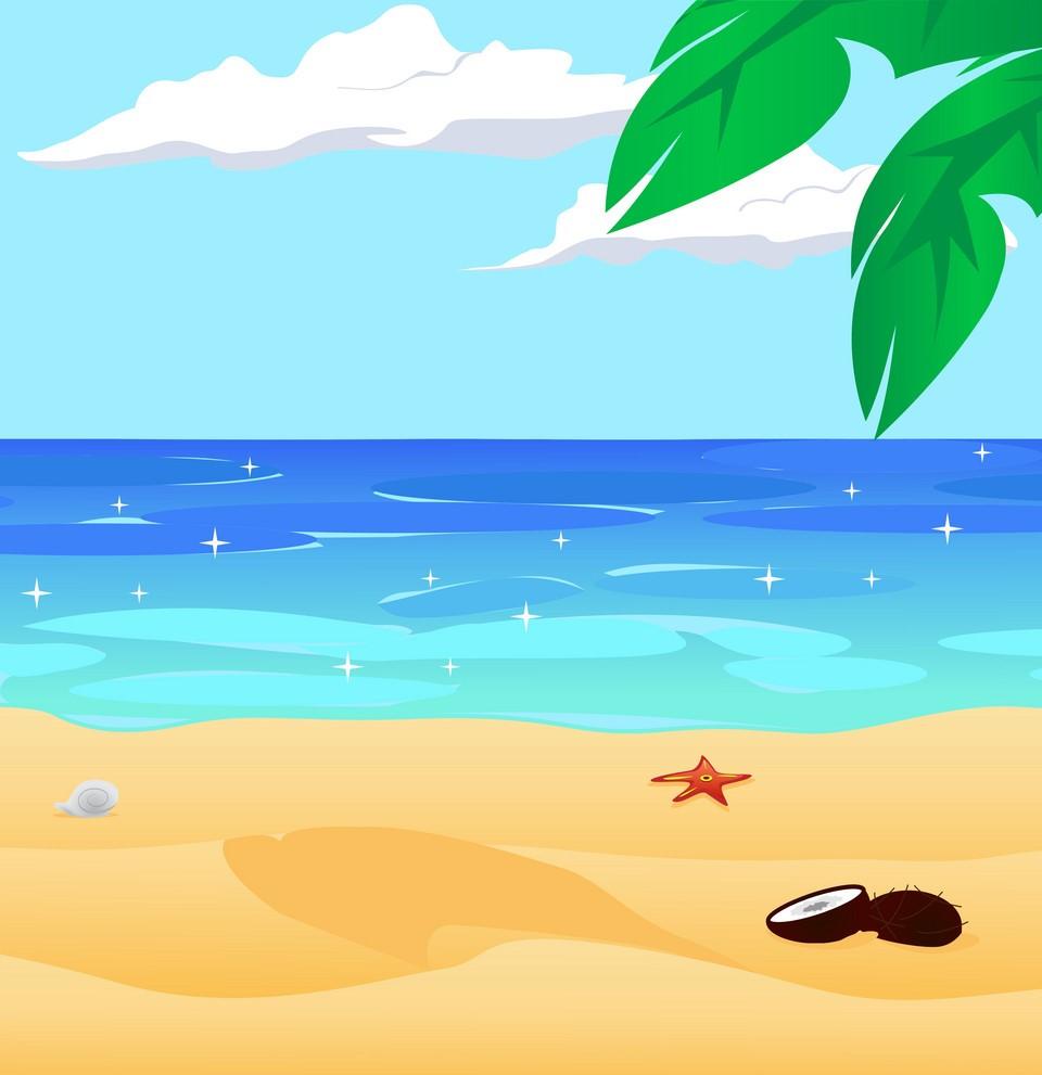 Background đẹp về biển