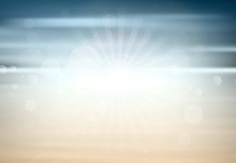 Background về biển nắng