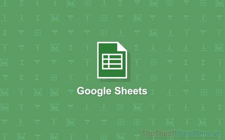 Cách tìm kiếm dữ liệu trên Google Sheets
