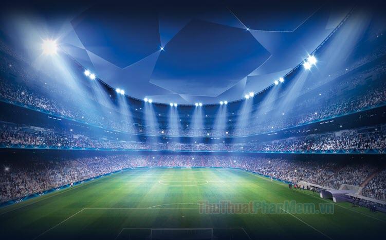 Hình nền sân vận động đẹp