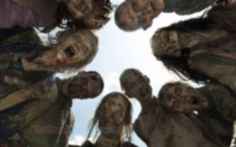 Hình nền Zombie đẹp và độc đáo