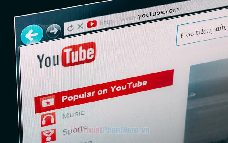 Top 10 kênh Youtube học tiếng Anh tốt nhất