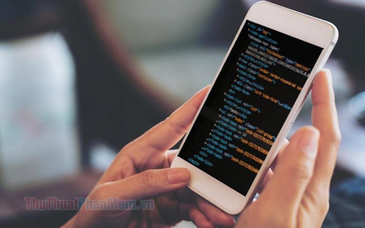 Top 10 ứng dụng lập trình trên điện thoại