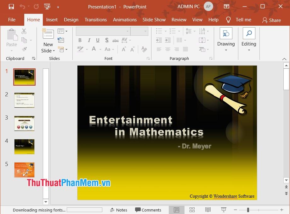 Hình ảnh slide đẹp free