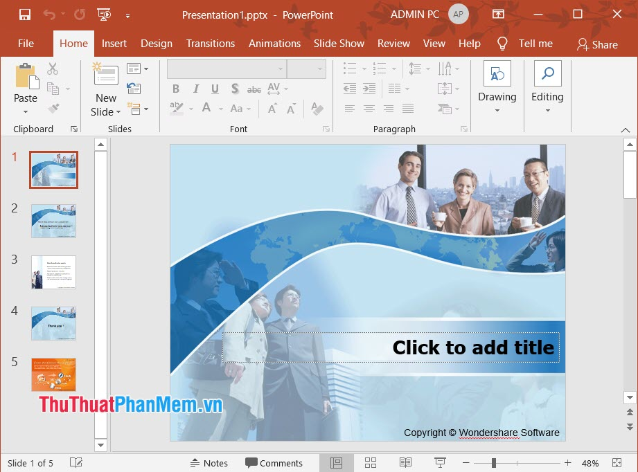Hình ảnh slide đẹp miễn phí