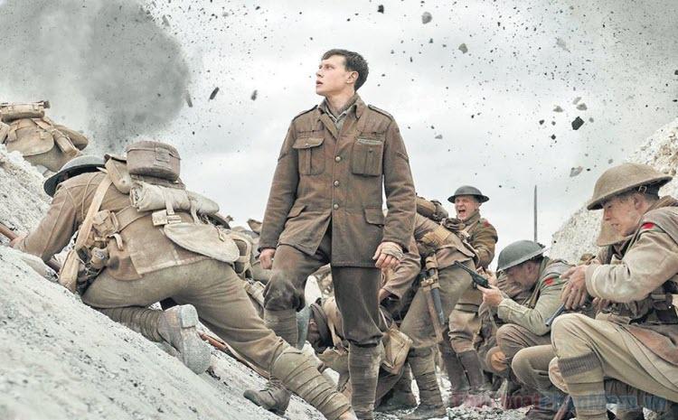 Top 10 phim chiến tranh hay nhất
