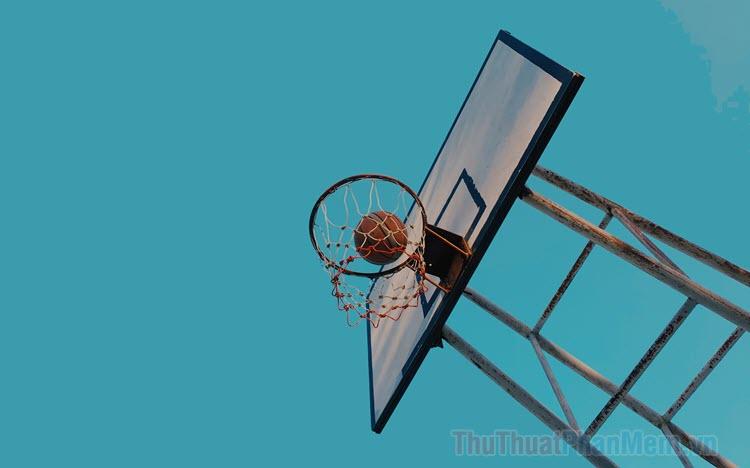 Ảnh bóng rổ đẹp