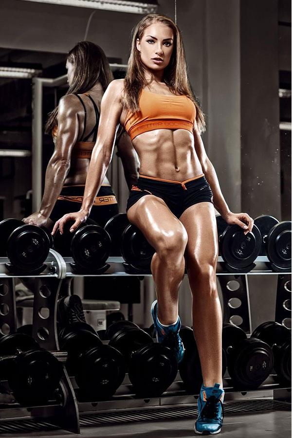 Ảnh đẹp tập gym