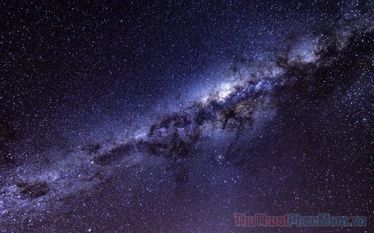 Ảnh galaxy đẹp