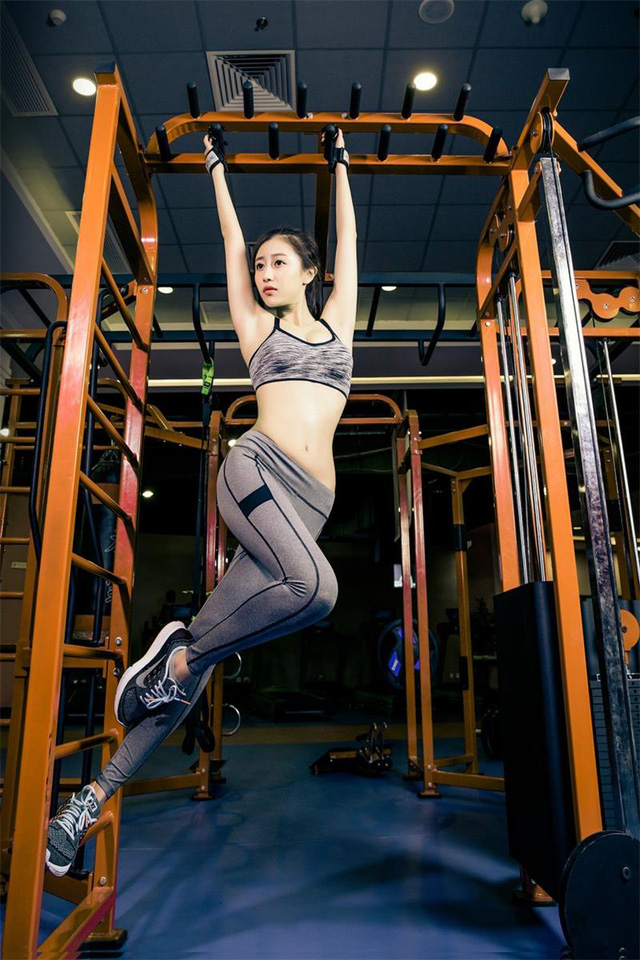 Ảnh tập gym nữ đẹp