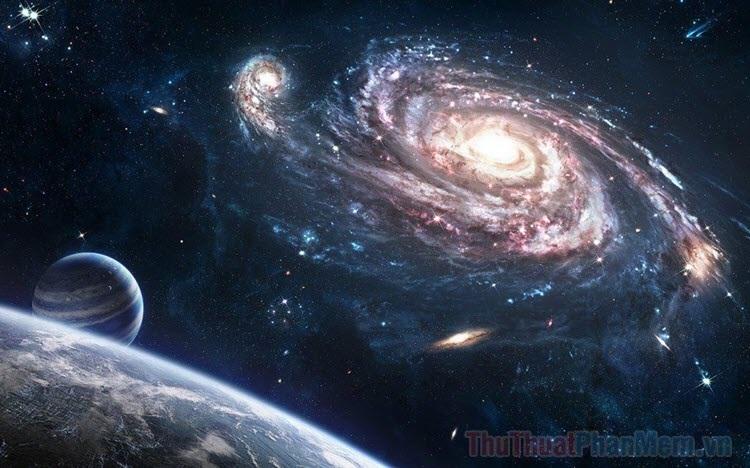 Hình ảnh vũ trụ cực đẹp