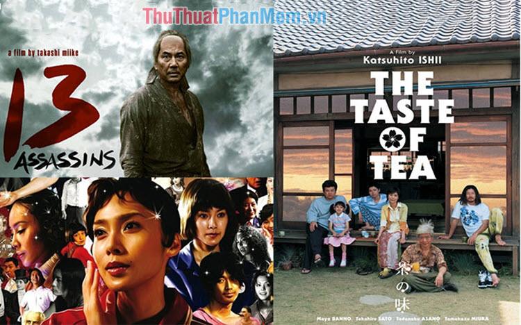 Top 20 bộ phim Nhật hay nhất từ trước tới nay