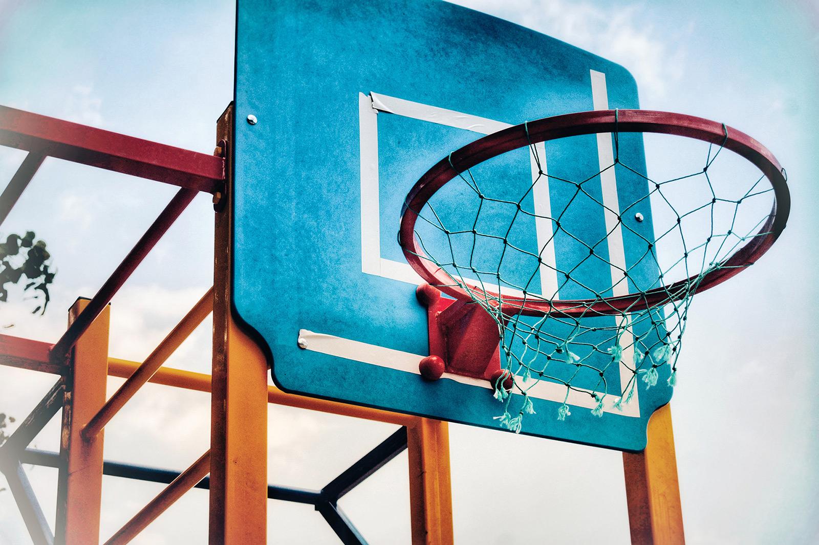 Ảnh bảng bóng rổ