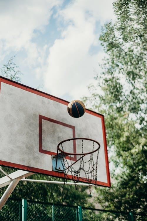 Ảnh bóng rổ cực đẹp
