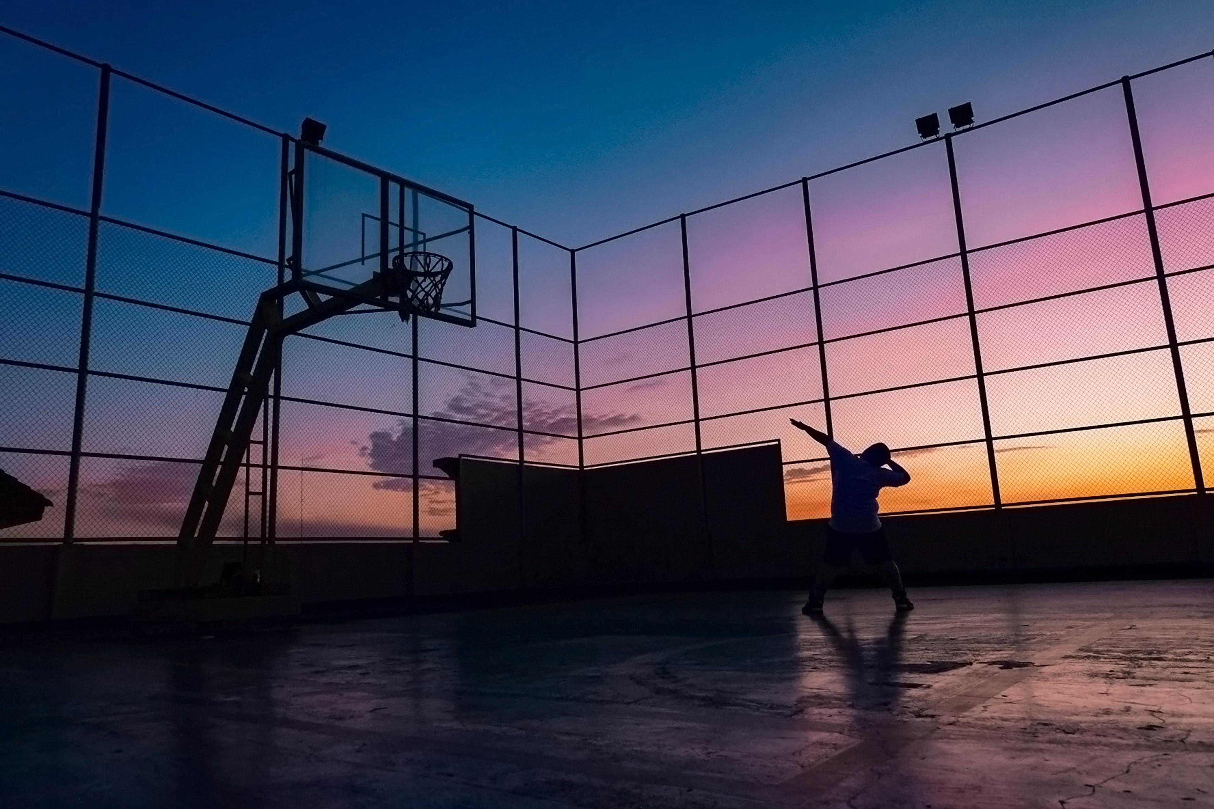 Ảnh bóng rổ đẹp nhất