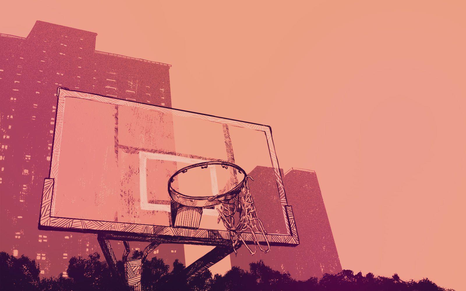 Ảnh bóng rổ đẹp và ấn tượng nhất