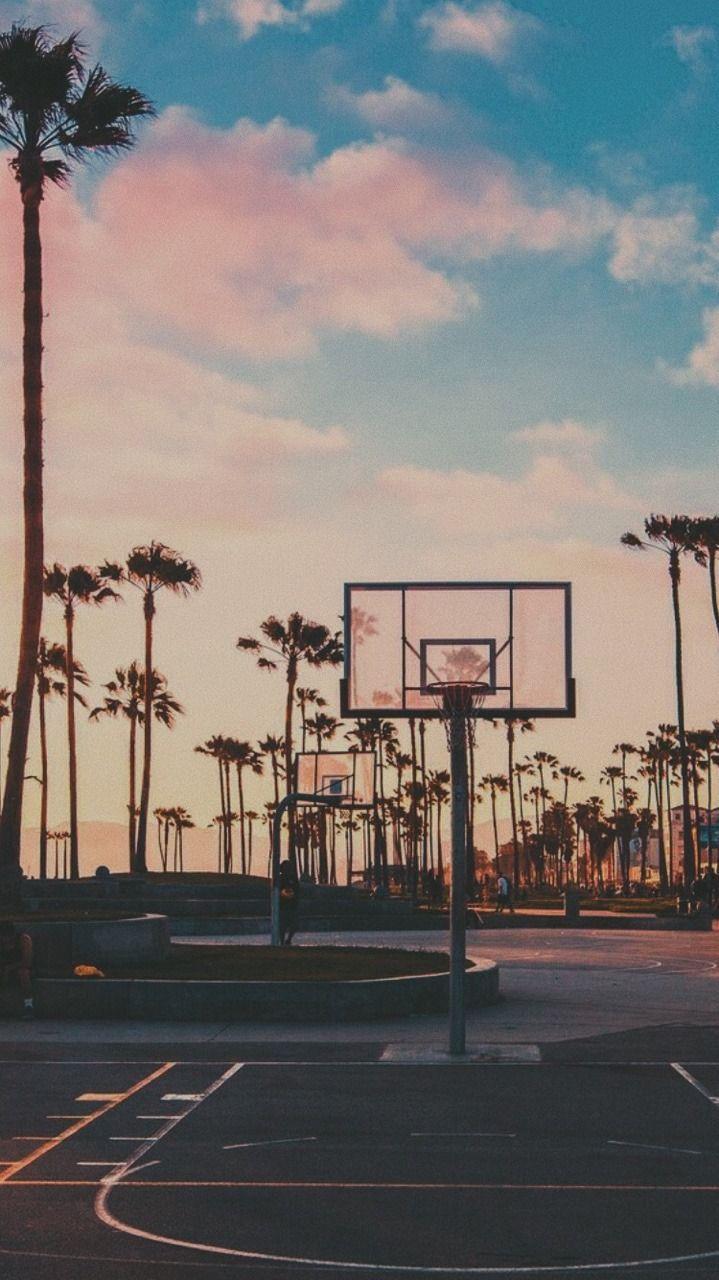 Ảnh bóng rổ học đường