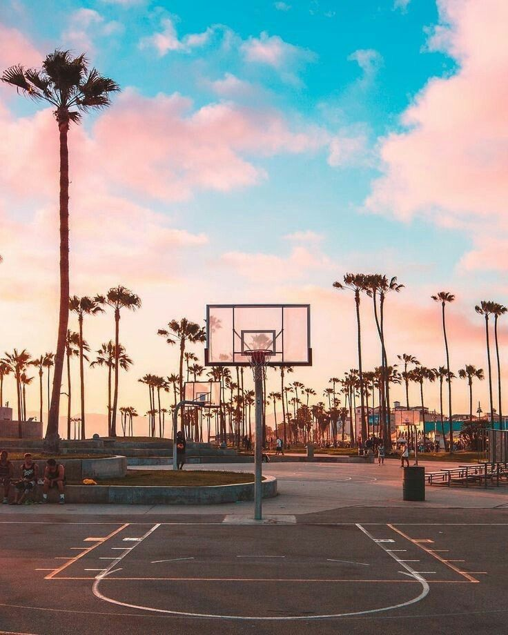 Ảnh sân bóng rổ đẹp nhất