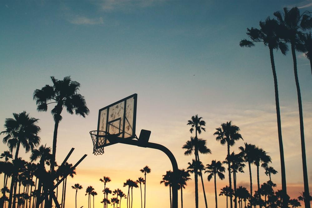 Ảnh sân bóng rổ đẹp