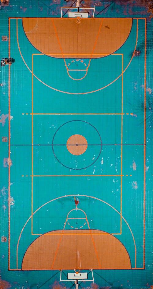 Ảnh sân bóng rổ trên cao đầu tiên tại Việt Nam