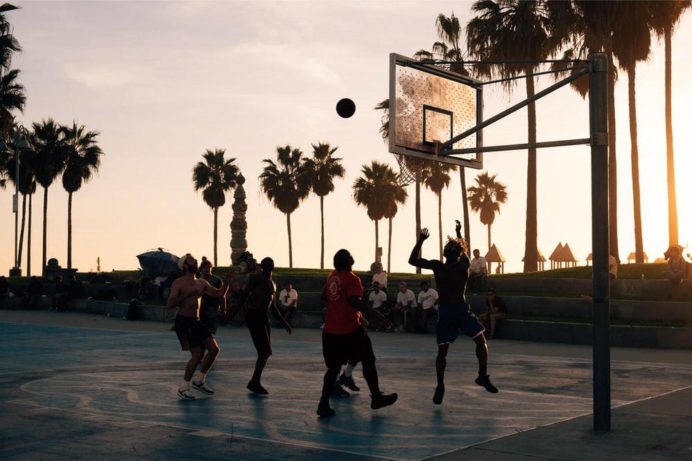 Hình ảnh bóng rổ đẹp, chất