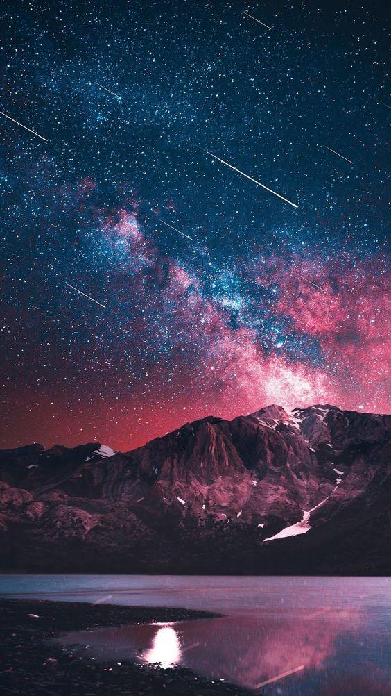 Hình nền Galaxy đẹp nhất cho điện thoại