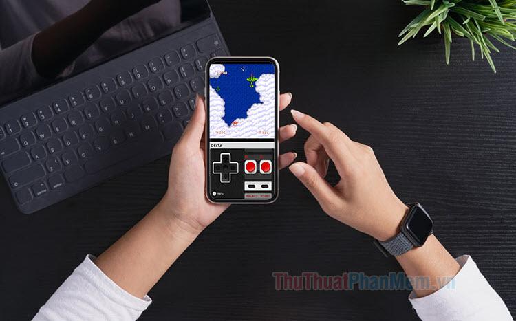 Hướng dẫn cài đặt và sử dụng trình giả lập Delta trên iPhone