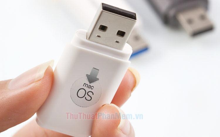 Hướng dẫn tạo USB Boot macOS trên máy tính Mac