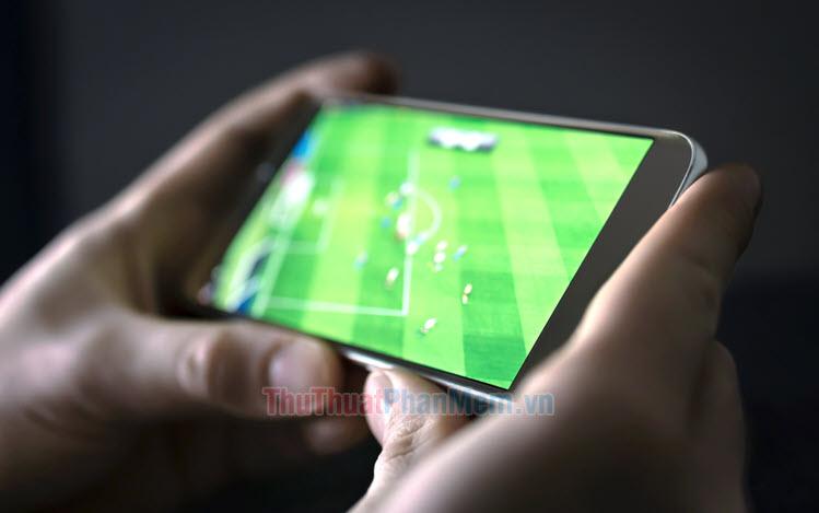Top 10 game bóng đá trên điện thoại