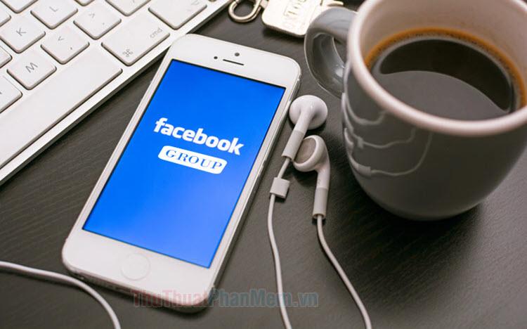 Cách đổi tên nhóm, group trên Facebook