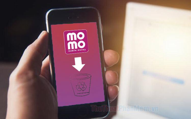 Cách xoá tài khoản Momo vĩnh viễn