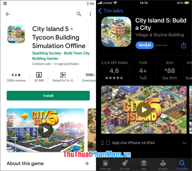 City Island 5 Build a City
