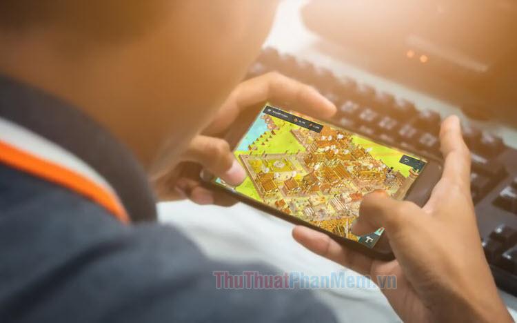 Top 10 game xây dựng trên điện thoại