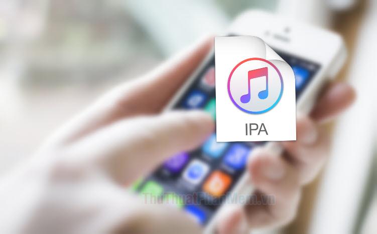 Cách cài file IPA lên iPhone, iPad