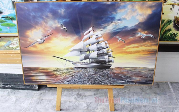 Mẫu tranh Canvas đẹp nhất