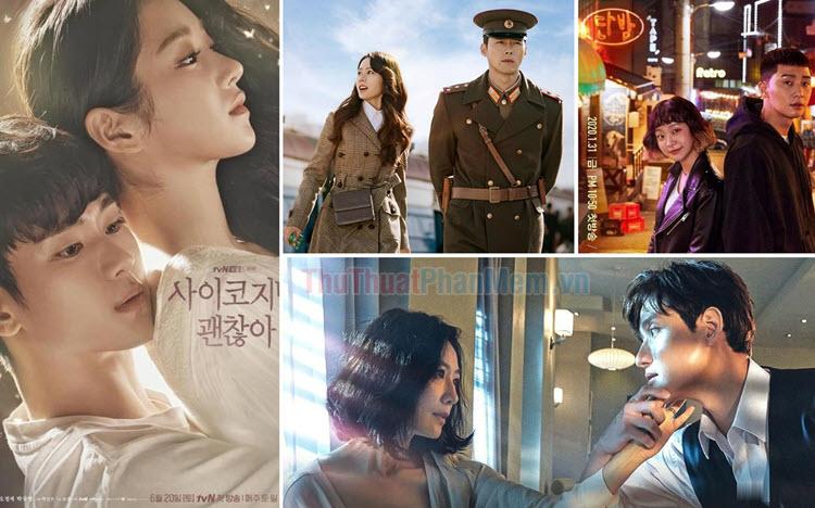 Top 20 bộ phim bộ Hàn Quốc hay nhất từ trước tới nay
