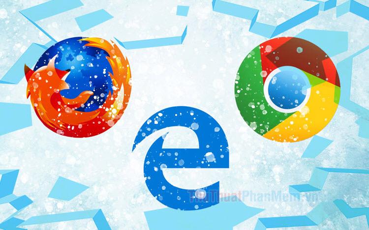 Cách đóng băng tab trên trình duyệt Firefox, Chrome, Edge