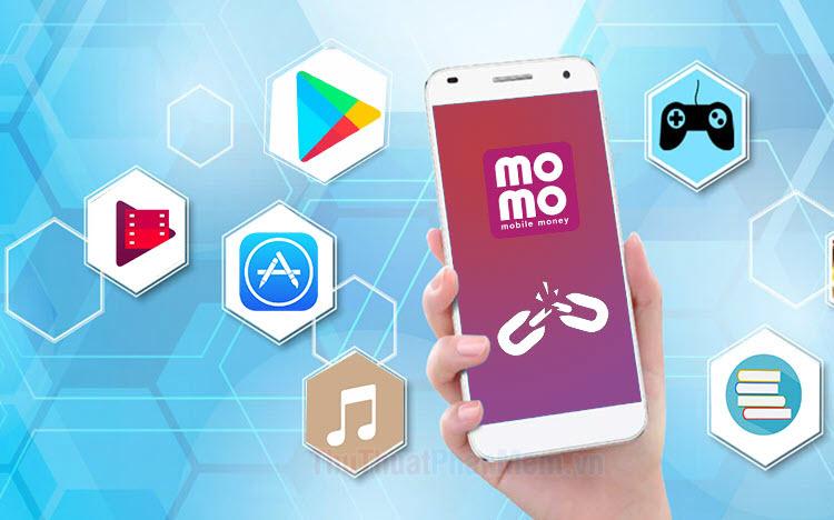Cách huỷ liên kết ví Momo trên tài khoản Apple, Google