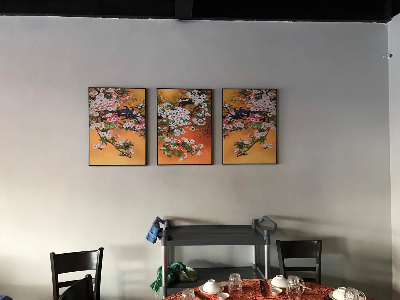 Ảnh tranh canvas treo tường