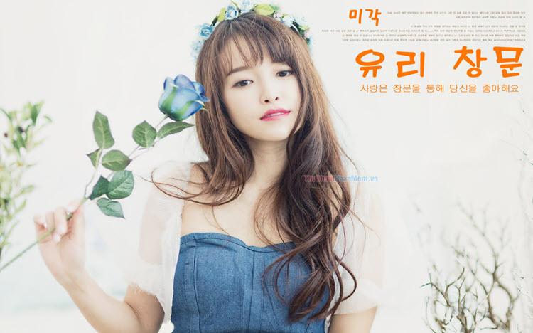 Chữ Hàn Quốc đẹp [PSD]