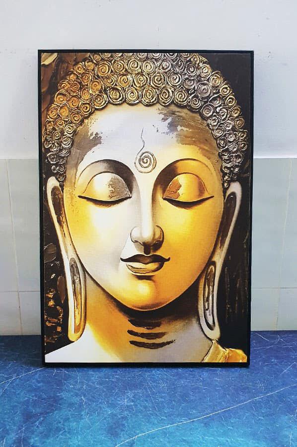 Hình ảnh tranh canvas Phật