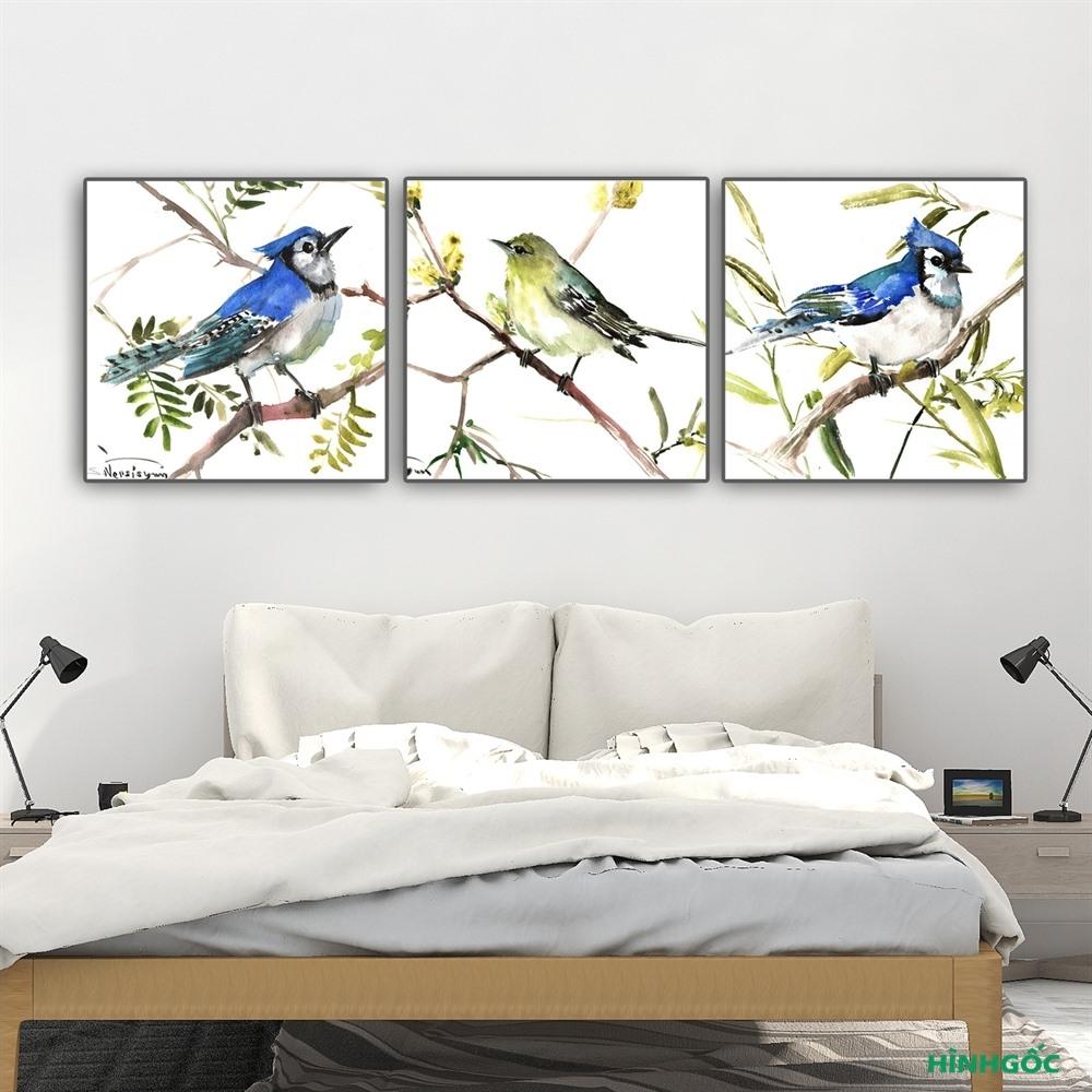 Mẫu tranh canvas độc đáo