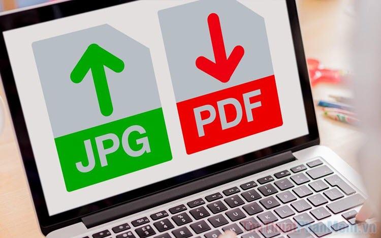 Cách chuyển hình ảnh JPG thành file PDF trực tiếp trên Windows 10, 11