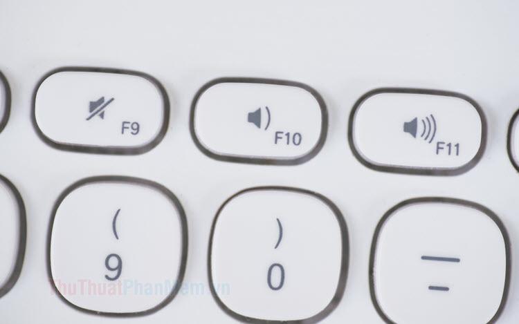Cách tạo phím tắt tăng giảm âm lượng trên máy tính