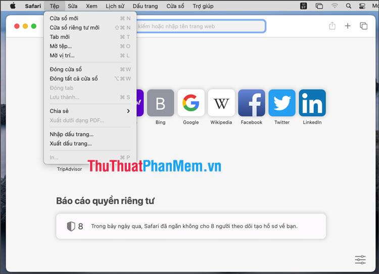 Bạn mở ứng dụng lên và kiểm tra giao diện đã đổi thành tiếng Việt chưa