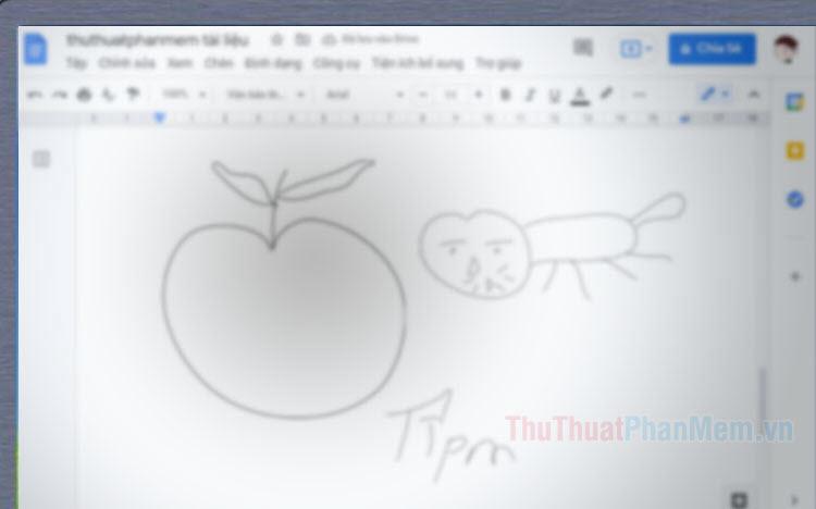 Cách vẽ và tạo chữ ký trong Google Docs
