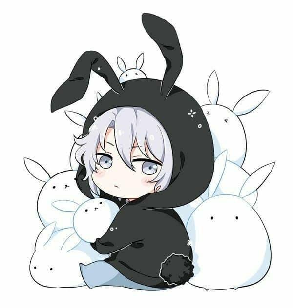 Ảnh đại diện chibi cute