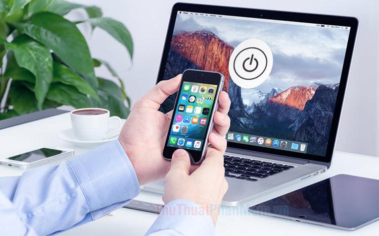 Cách tạo phím tắt Sleep, Shut Down, Restart trên macOS